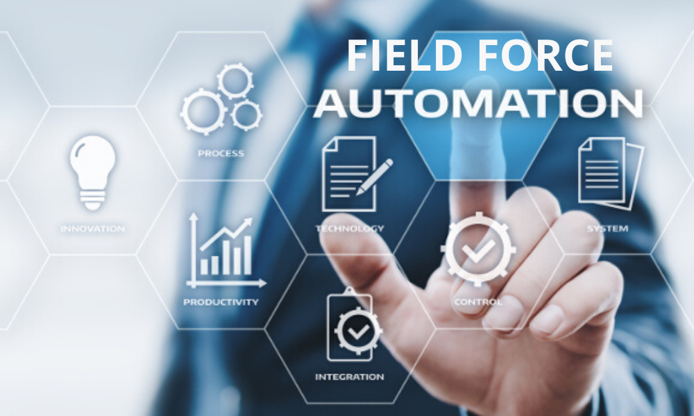 field force automation software, field force automation